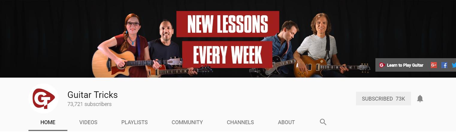 GT Youtube banner